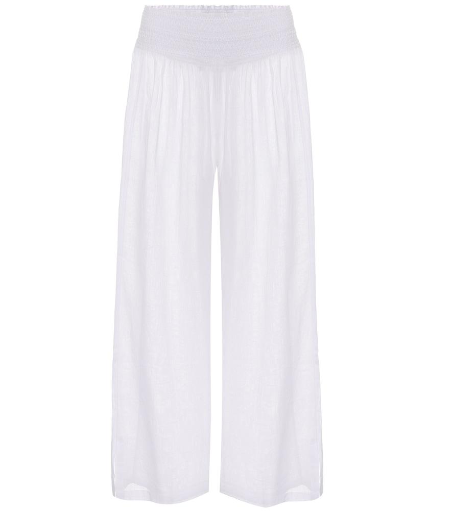 Pantalon en coton Seychelle