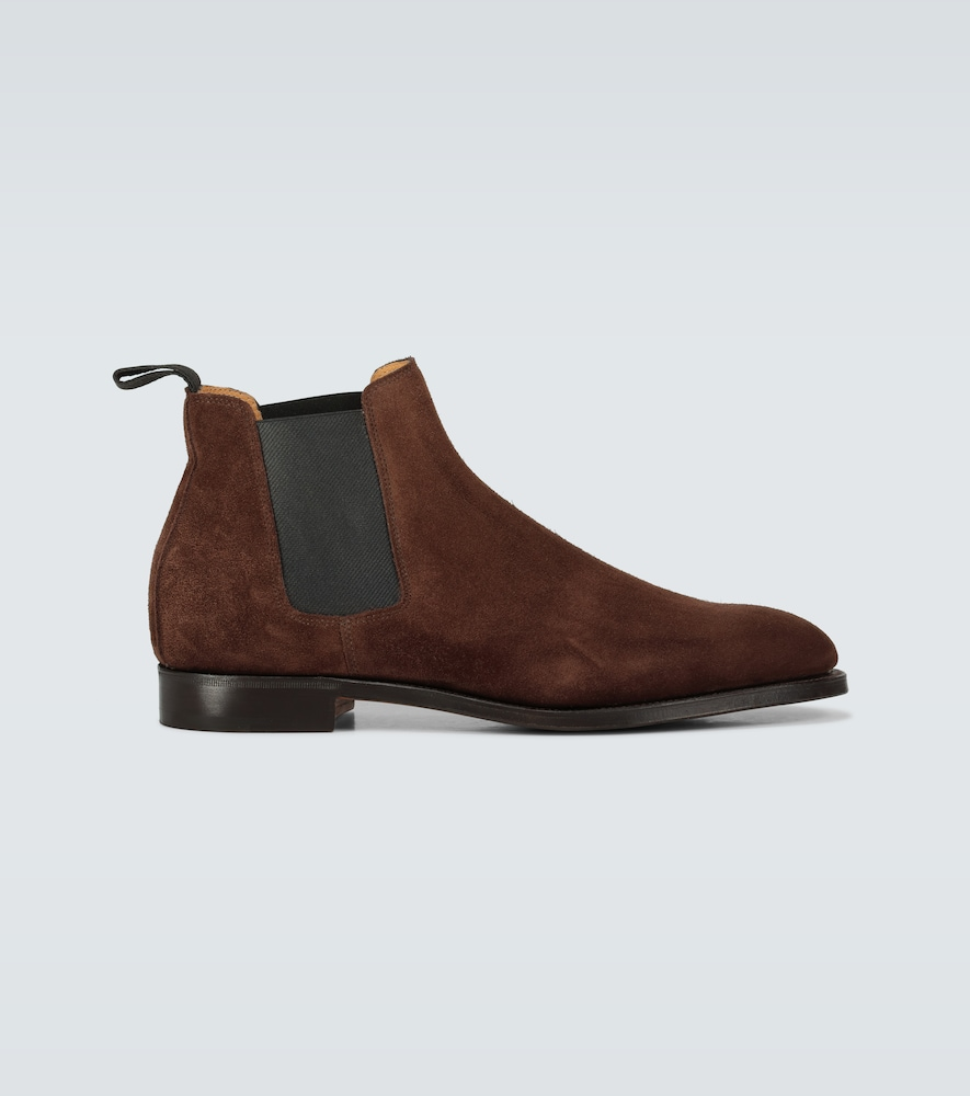 Lawry suede boot