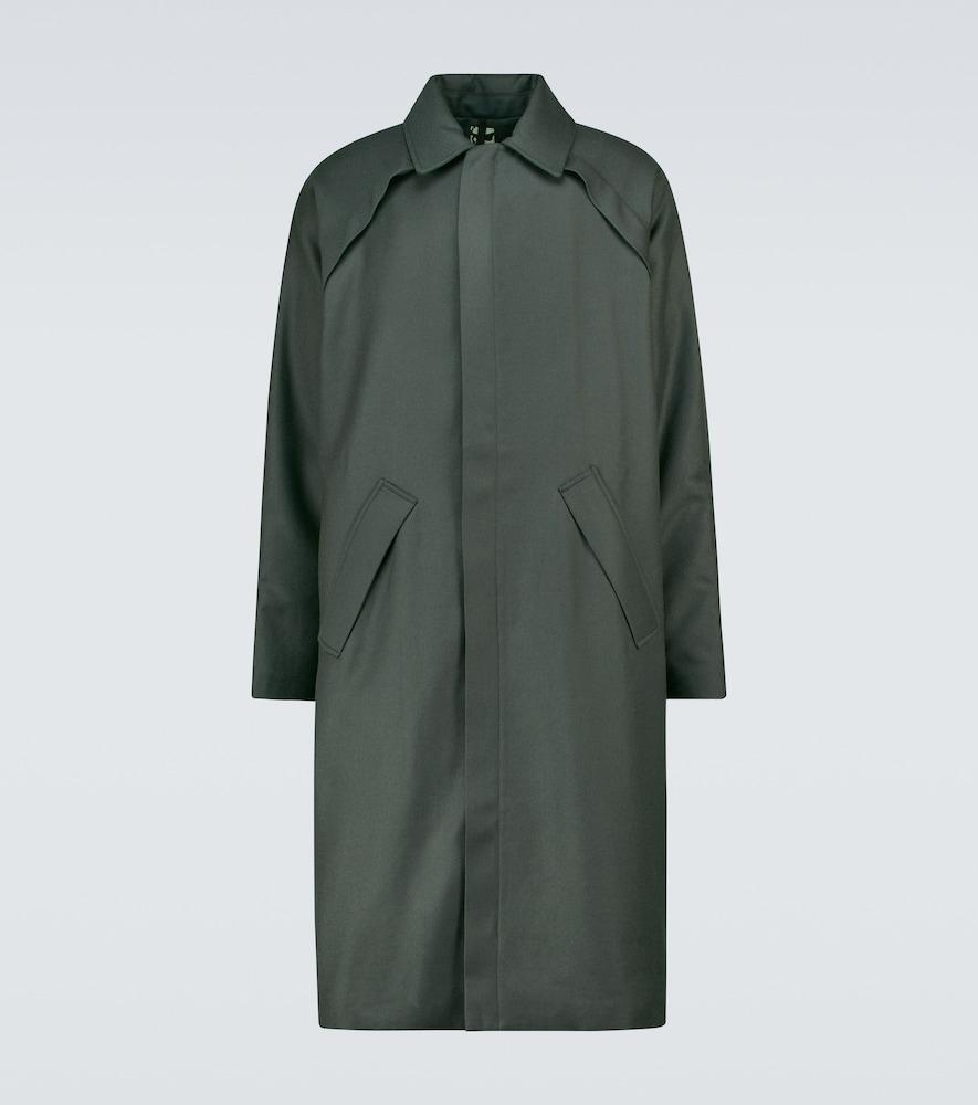 DAW Cross Discipline coat