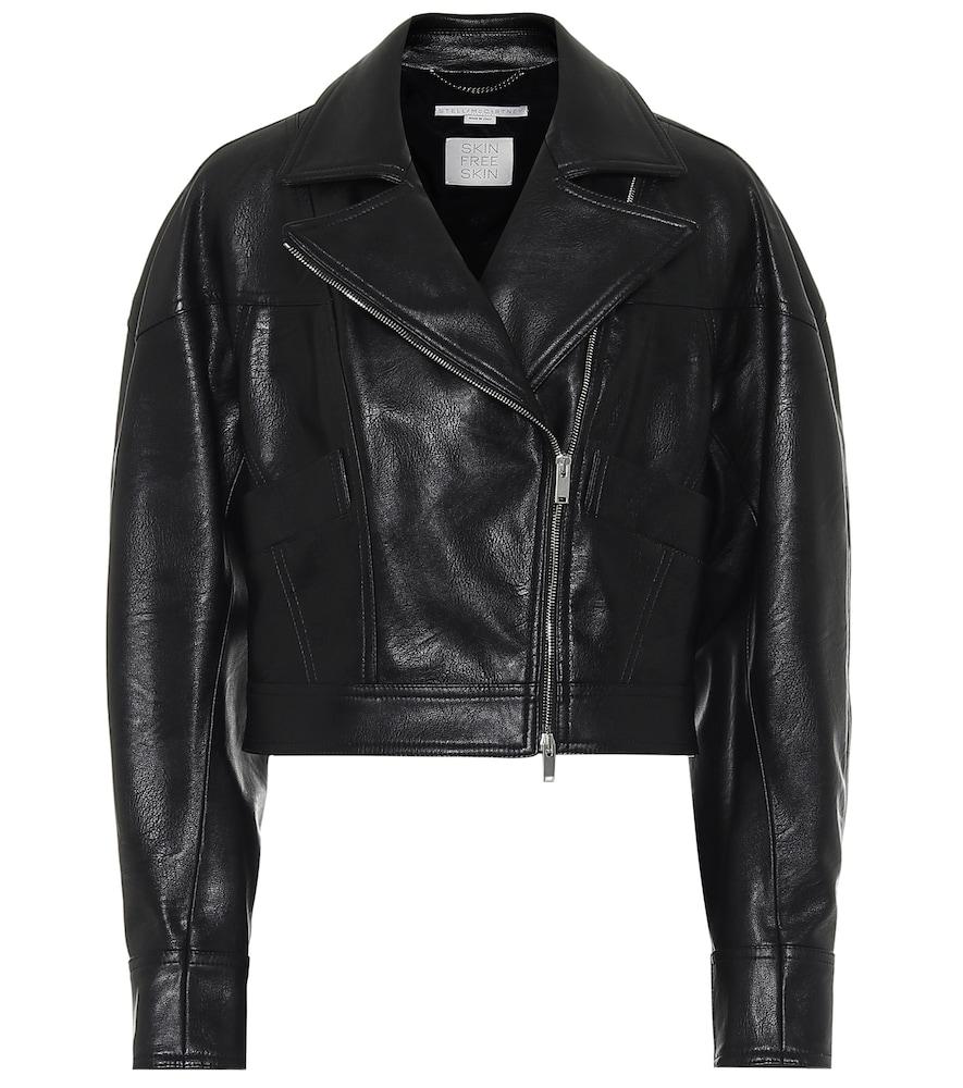 Faux-leather jacket by Stella McCartney