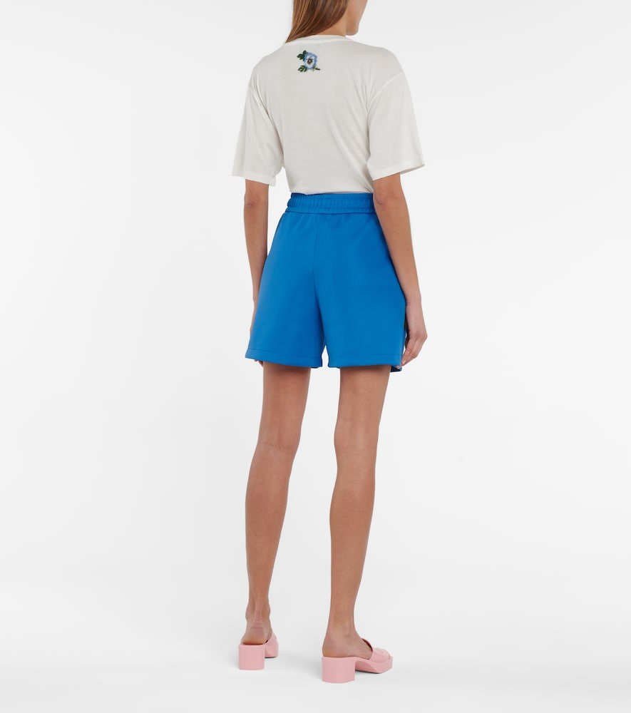 GUCCI Tops Jersey track shorts