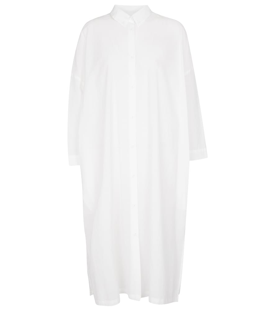 Bibo cotton midi dress by Max Mara