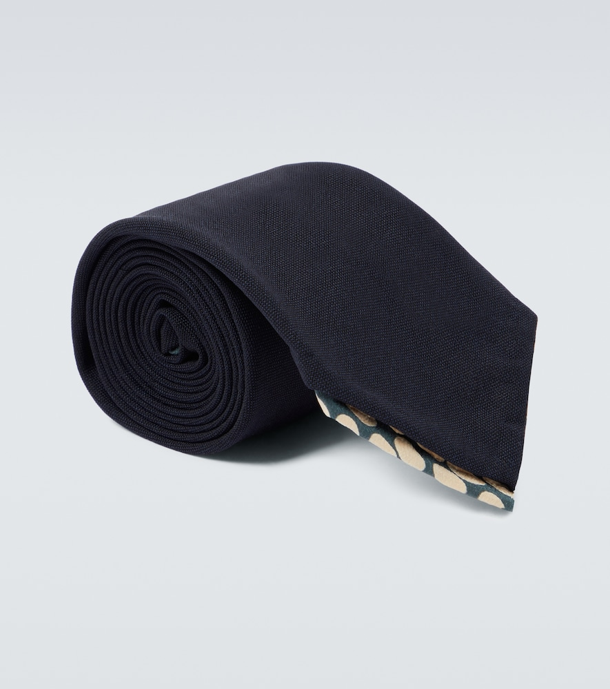 Levanto wool tie