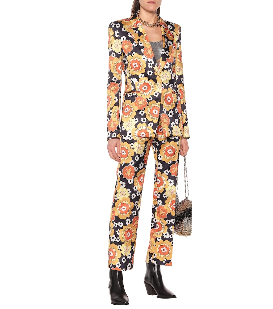 Exclusive to Mytheresa - Floral blazer by Paco Rabanne