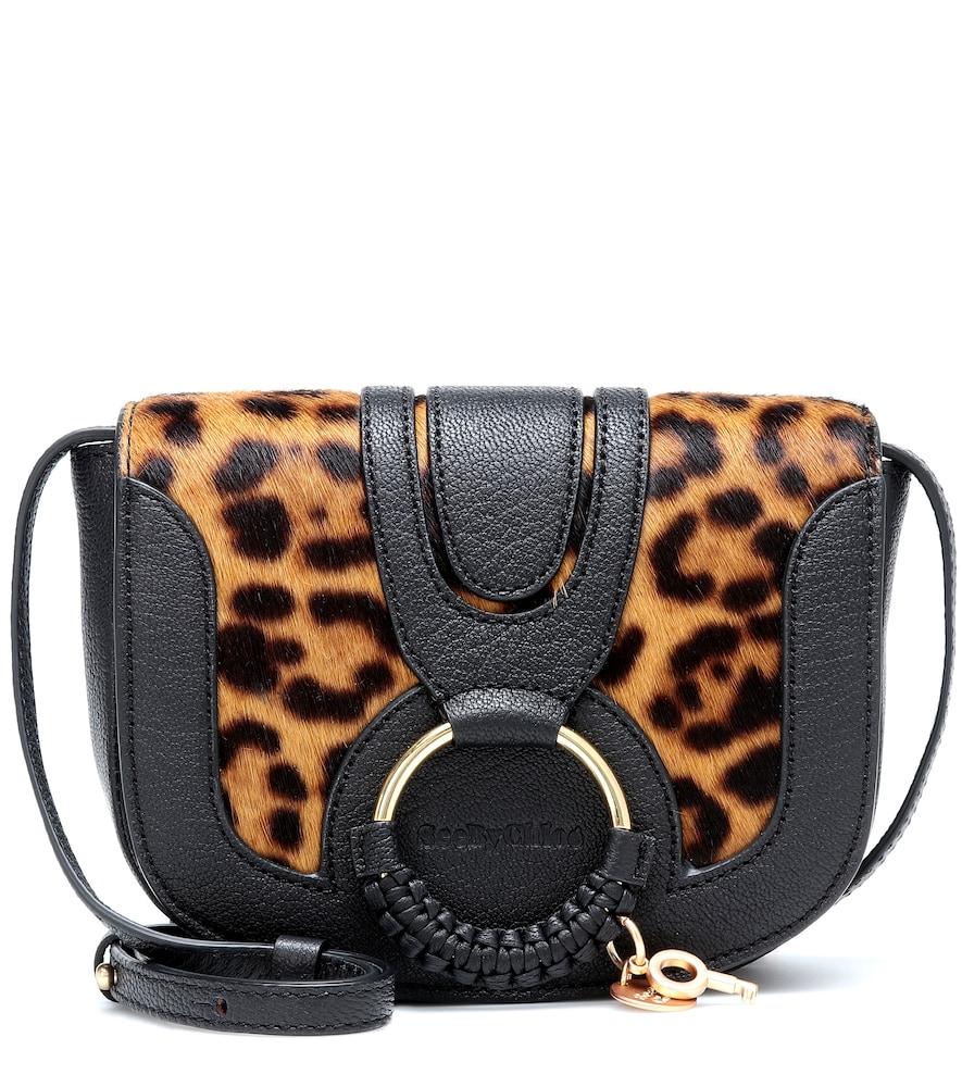 SEE BY CHLOÉ | Hana Mini Leather Shoulder Bag | Goxip