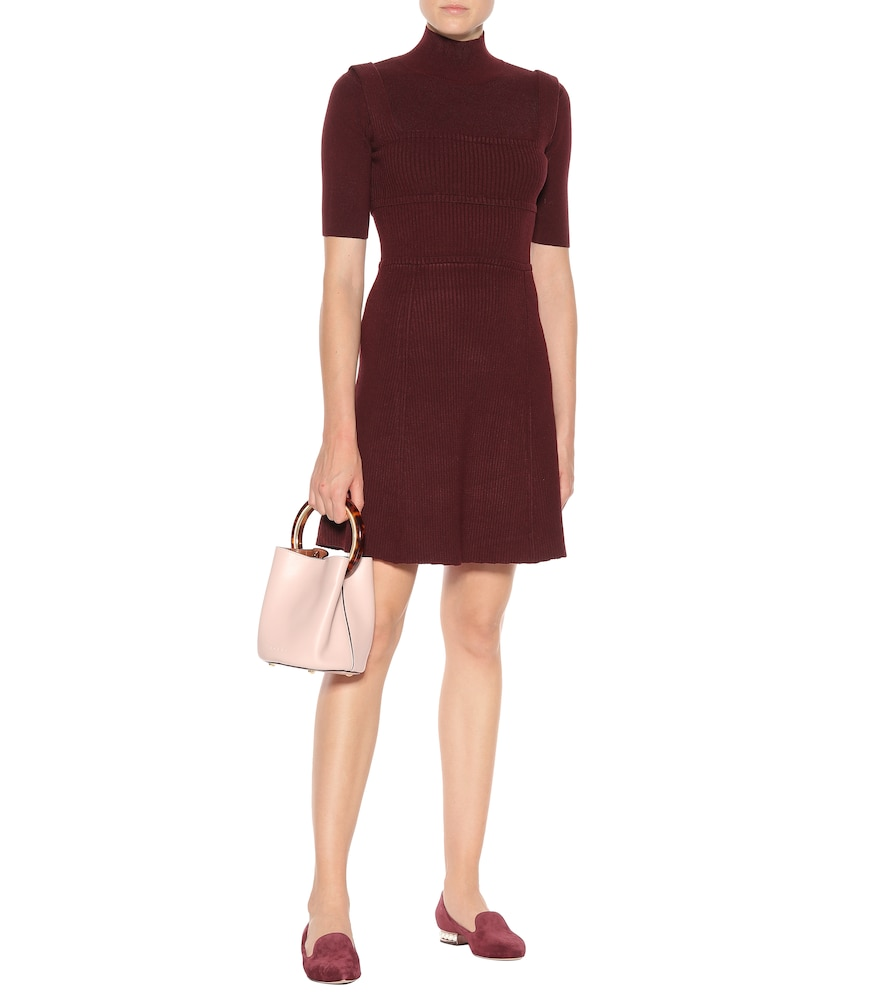 Knitted dress by Victoria Victoria Beckham