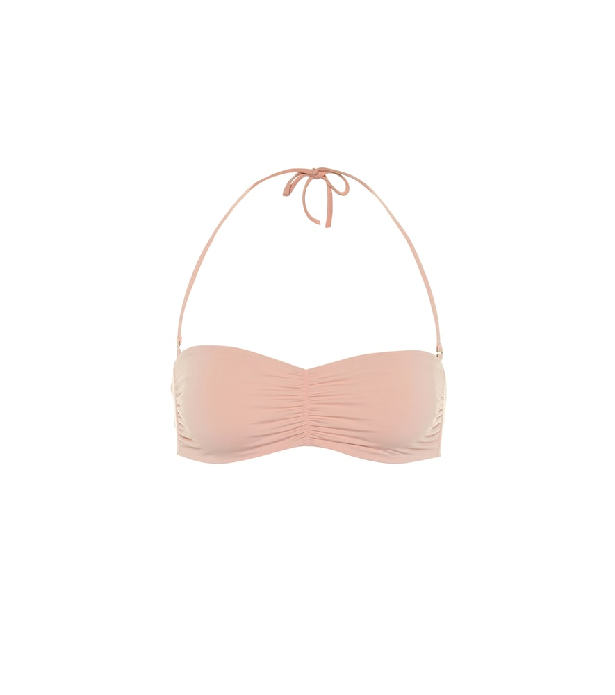 Haut de bikini bandeau - Stella McCartney - Modalova