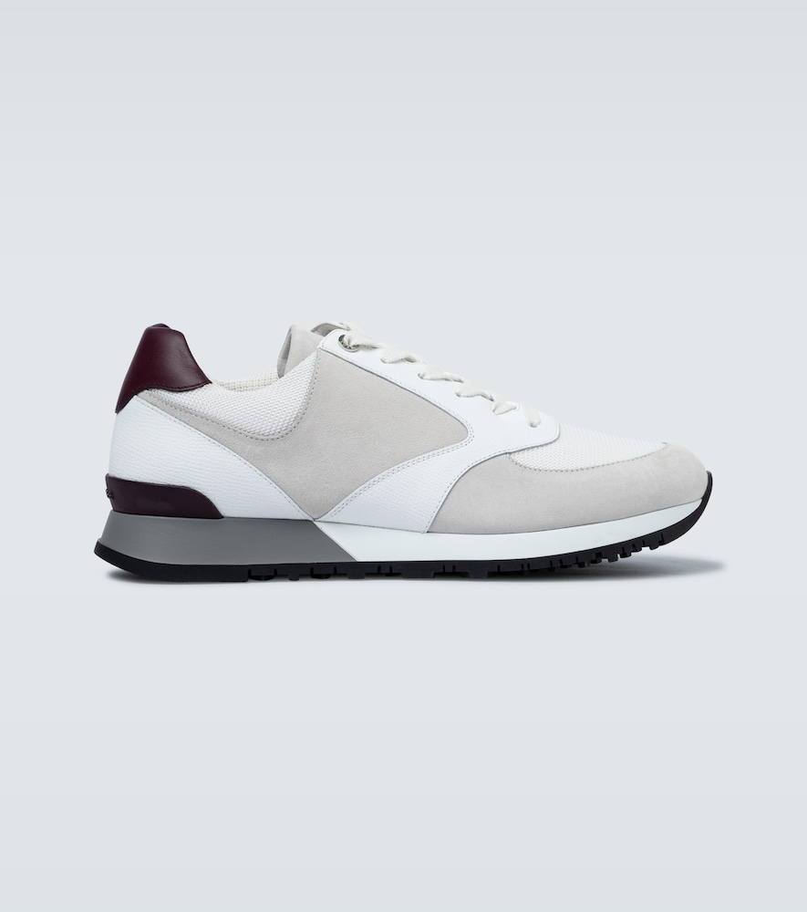 Foundry rubber sneakers