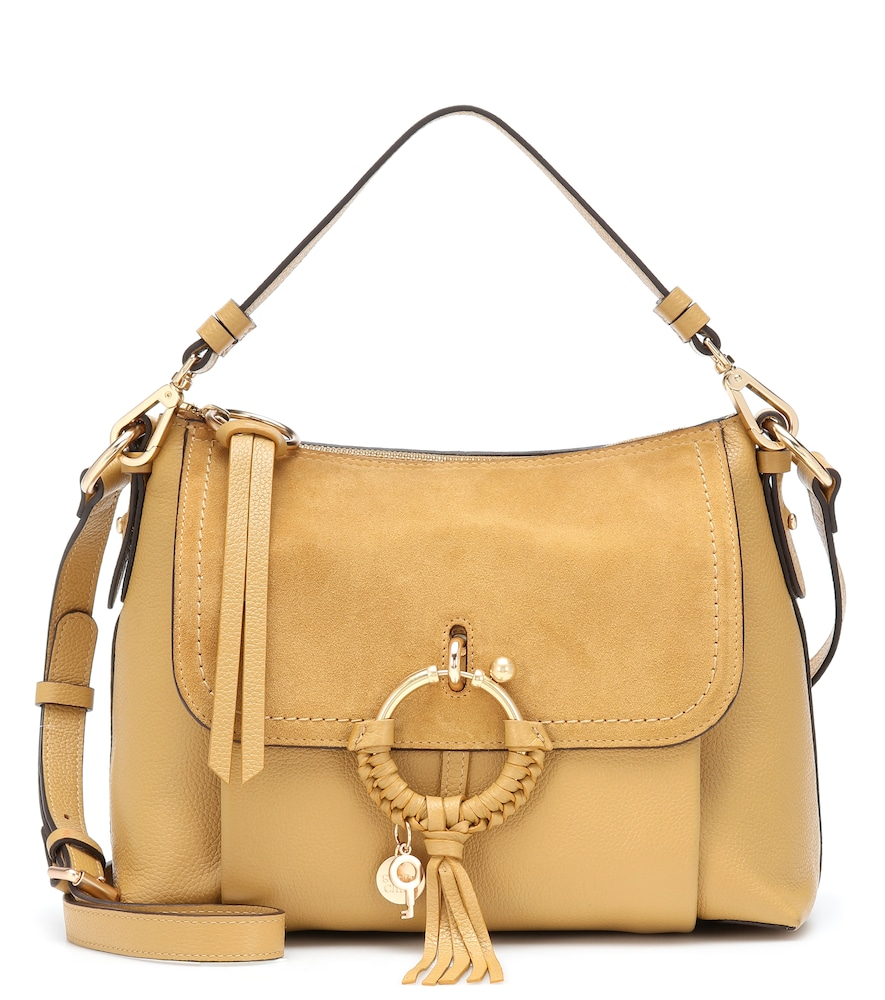 SEE BY CHLOÉ   Joan Small Leather Shoulder Bag   Goxip