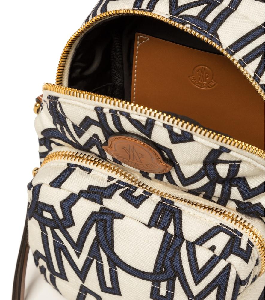 MONCLER Leathers KILIA SMALL LOGO CROSSBODY BAG
