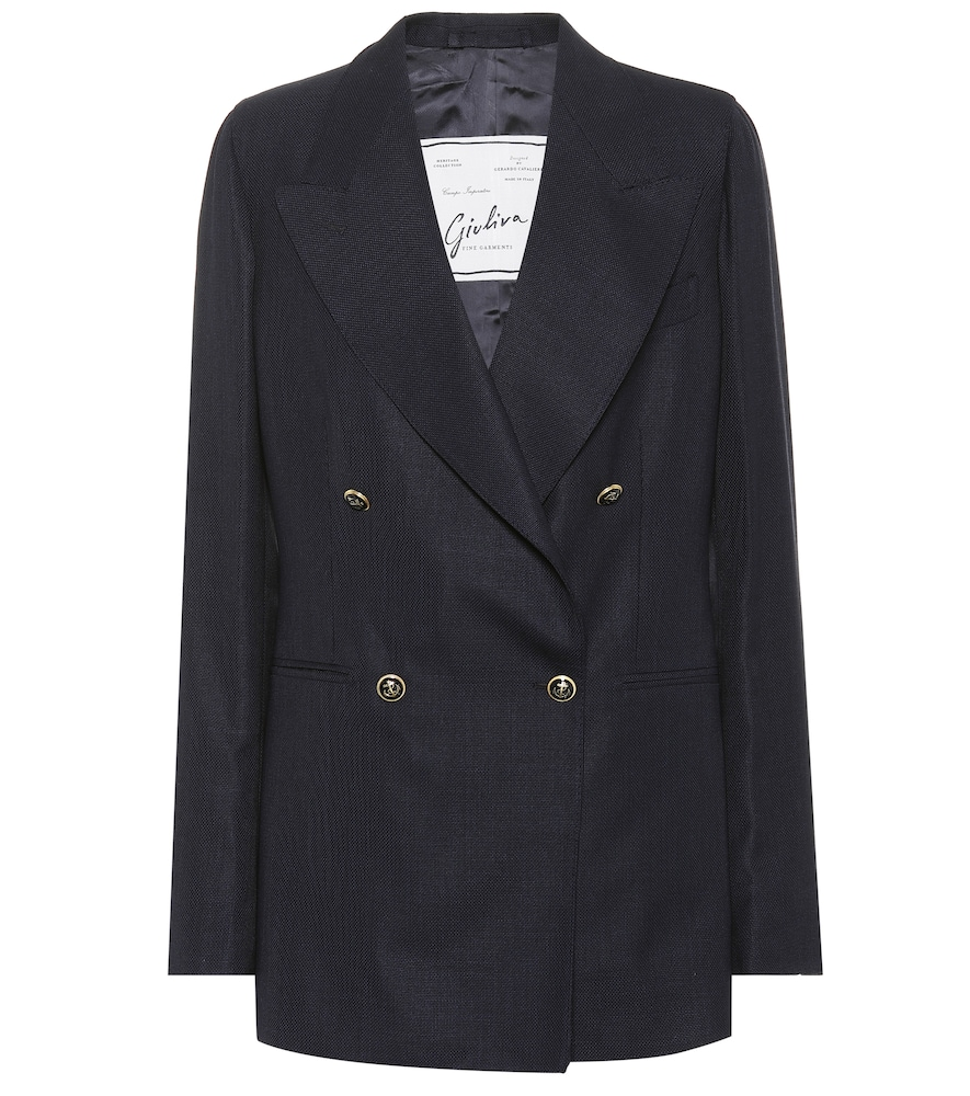 Blazer The Stella en laine