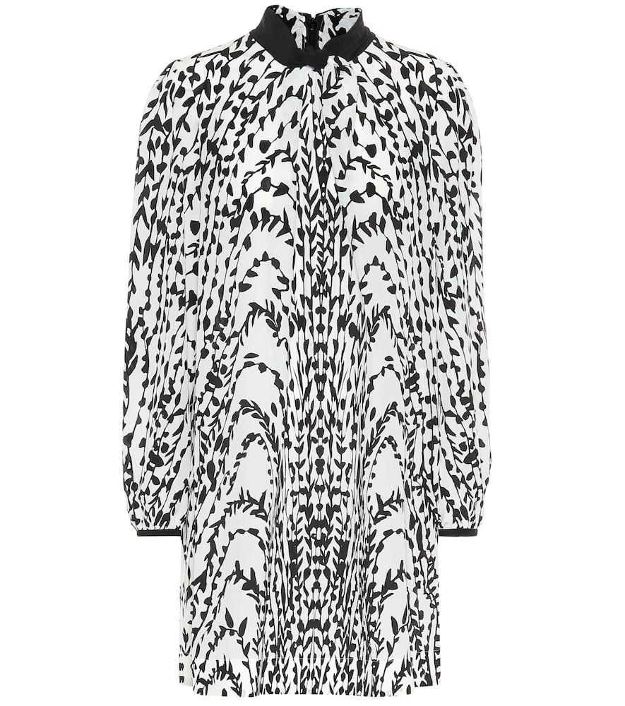 Robe imprimée en soie - Givenchy - Modalova