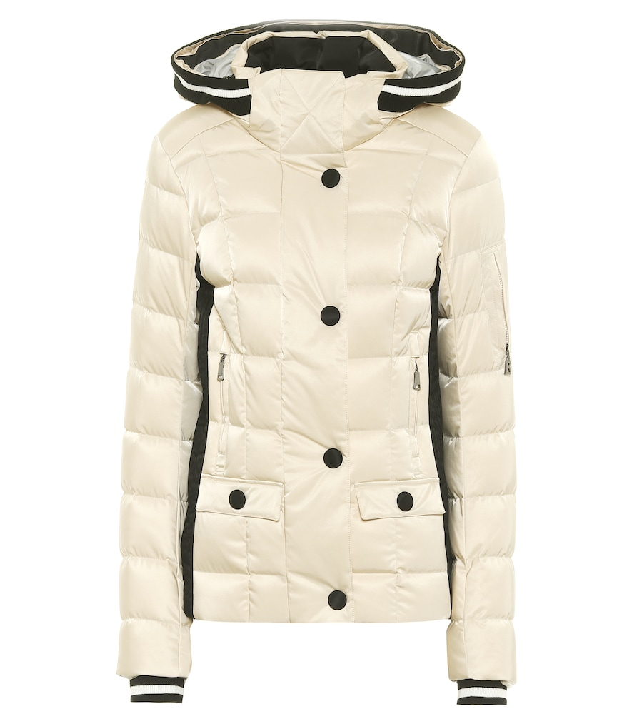 Giulia quilted down ski jacket