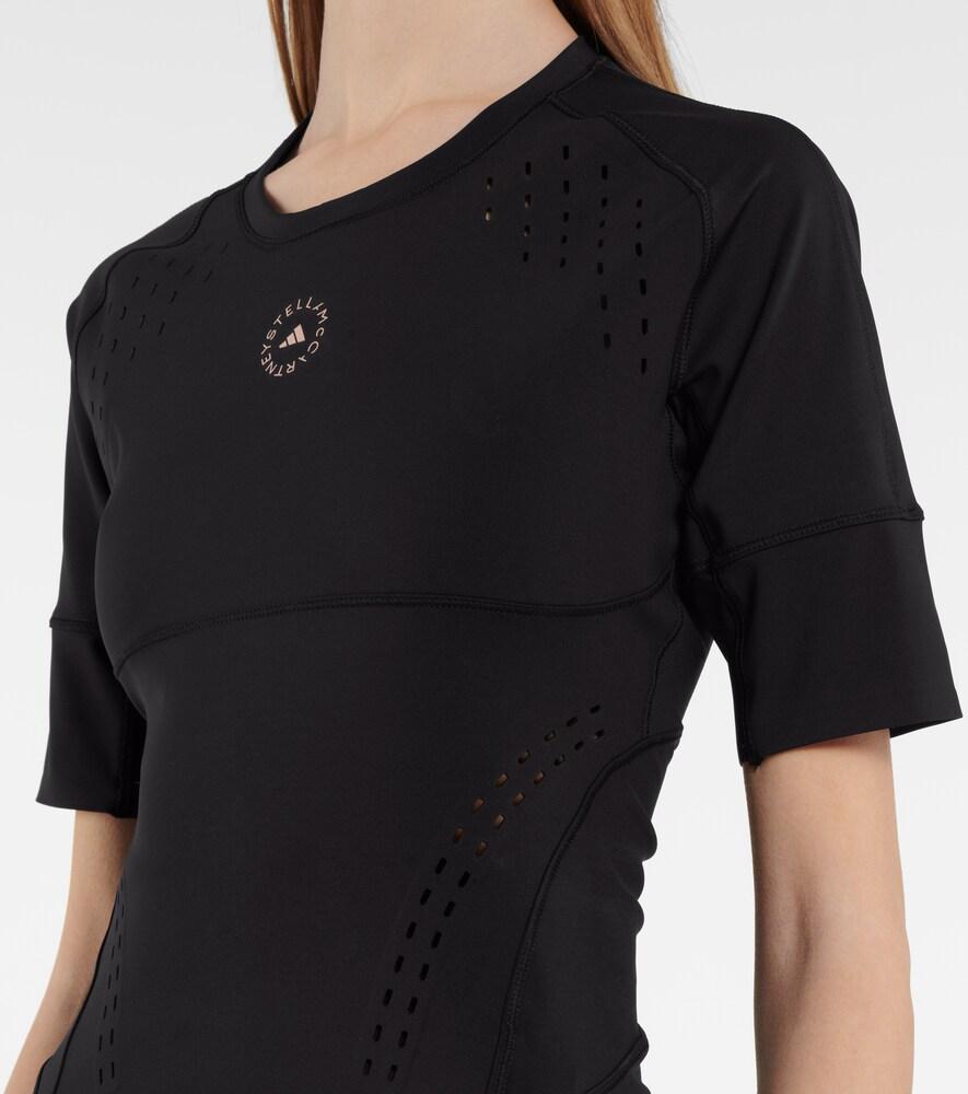 ADIDAS BY STELLA MCCARTNEY T-shirts TRUEPURPOSE STRETCH-JERSEY T-SHIRT