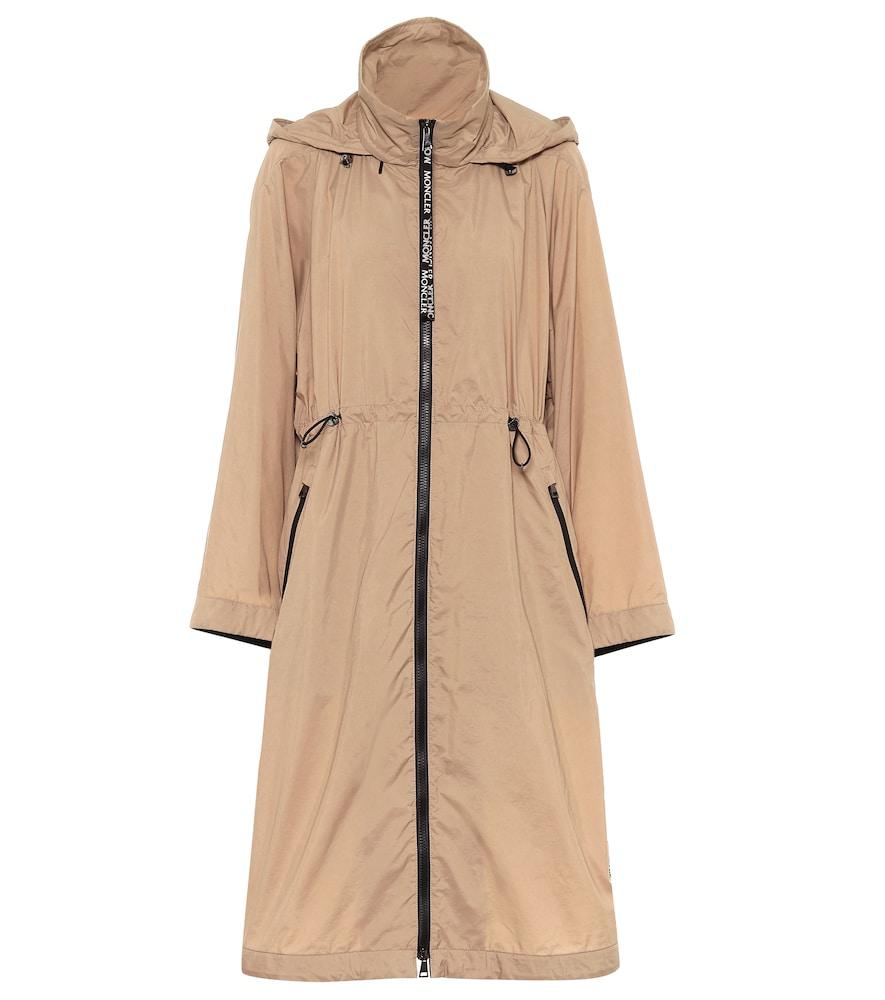 Manteau à capuche - Moncler - Modalova