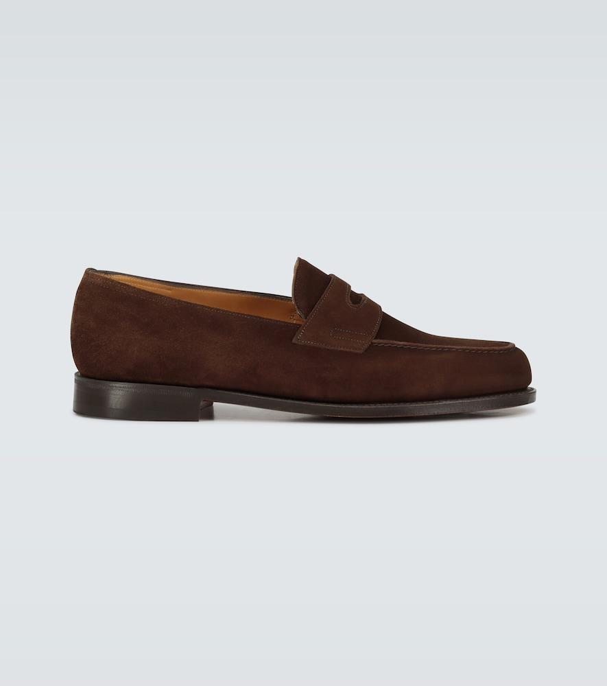 Lopez suede loafers