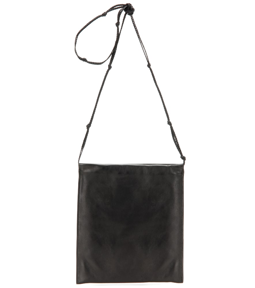 Medicine Pouch Large Leather Crossbody Bag