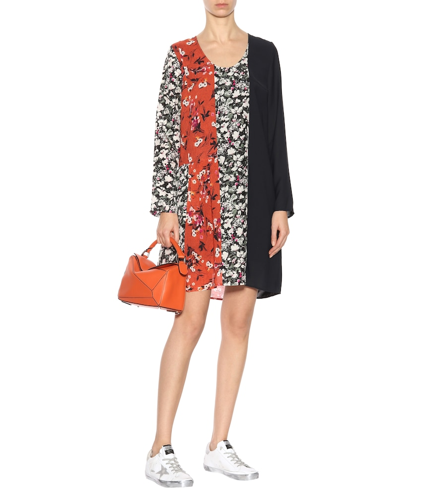 Jorny floral-printed jersey dress by Acne Studios