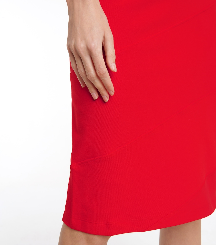 GIVENCHY Midi dresses ONE-SHOULDER STRETCH-JERSEY MIDI DRESS