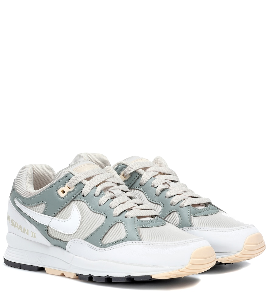 AIR SPAN II SNEAKERS