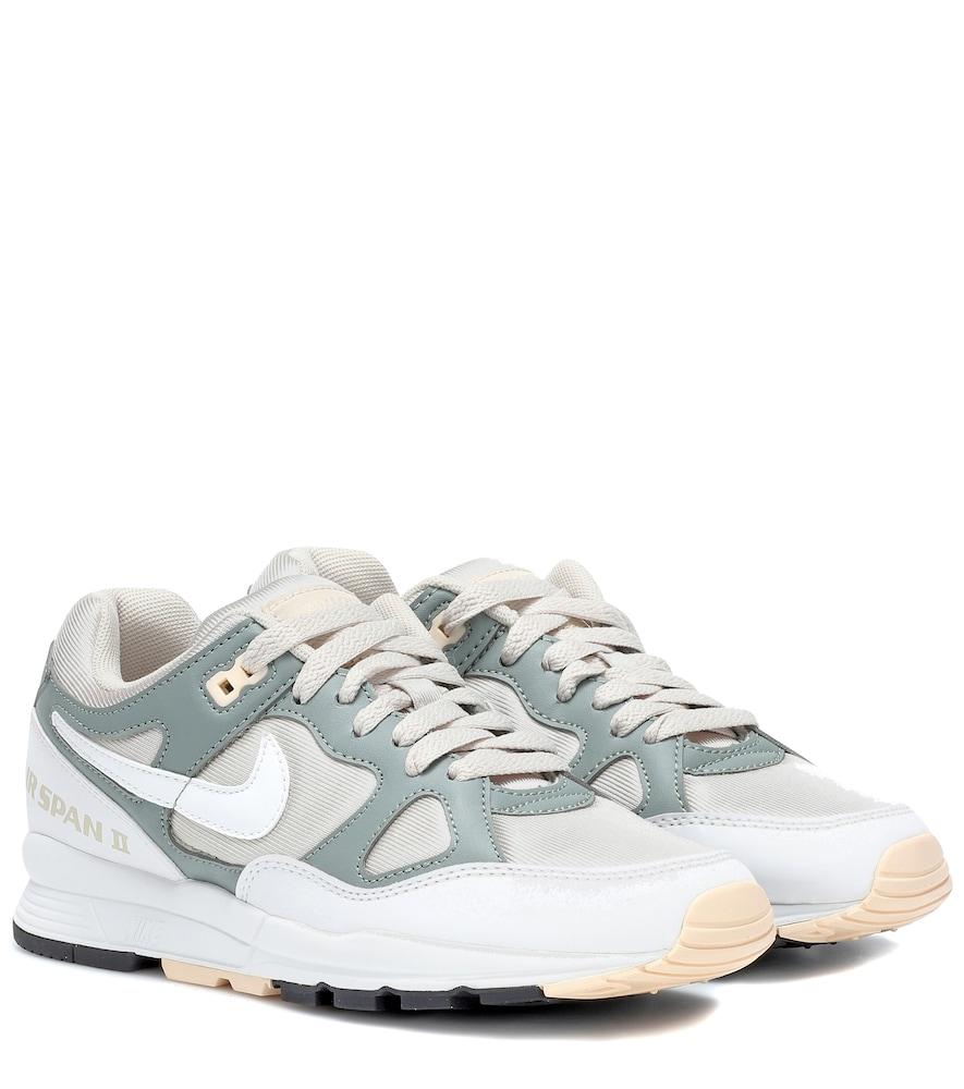 Air Span Ii Sneakers in Multicoloured