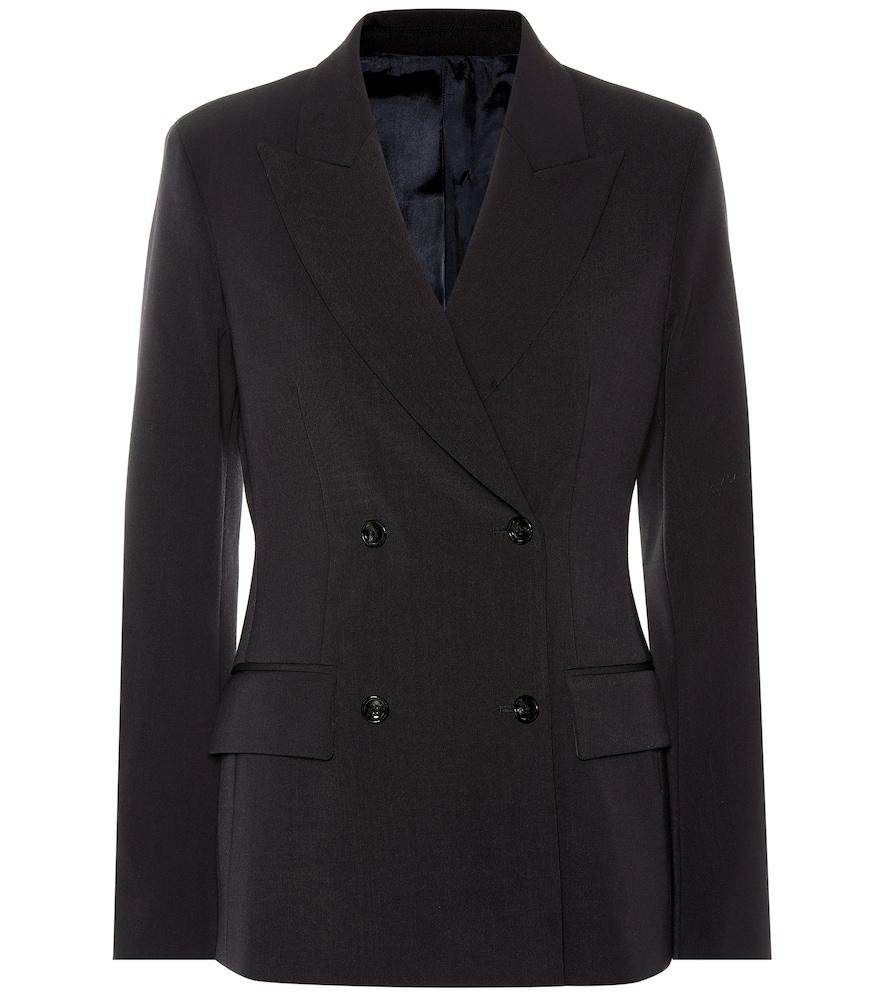Hazel wool-blend blazer by Joseph