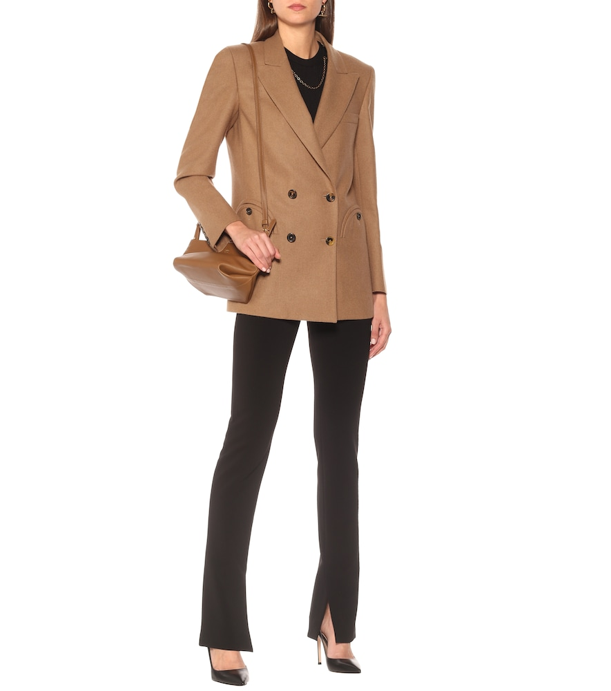 Cholita Everyday wool-blend blazer by Blazé Milano