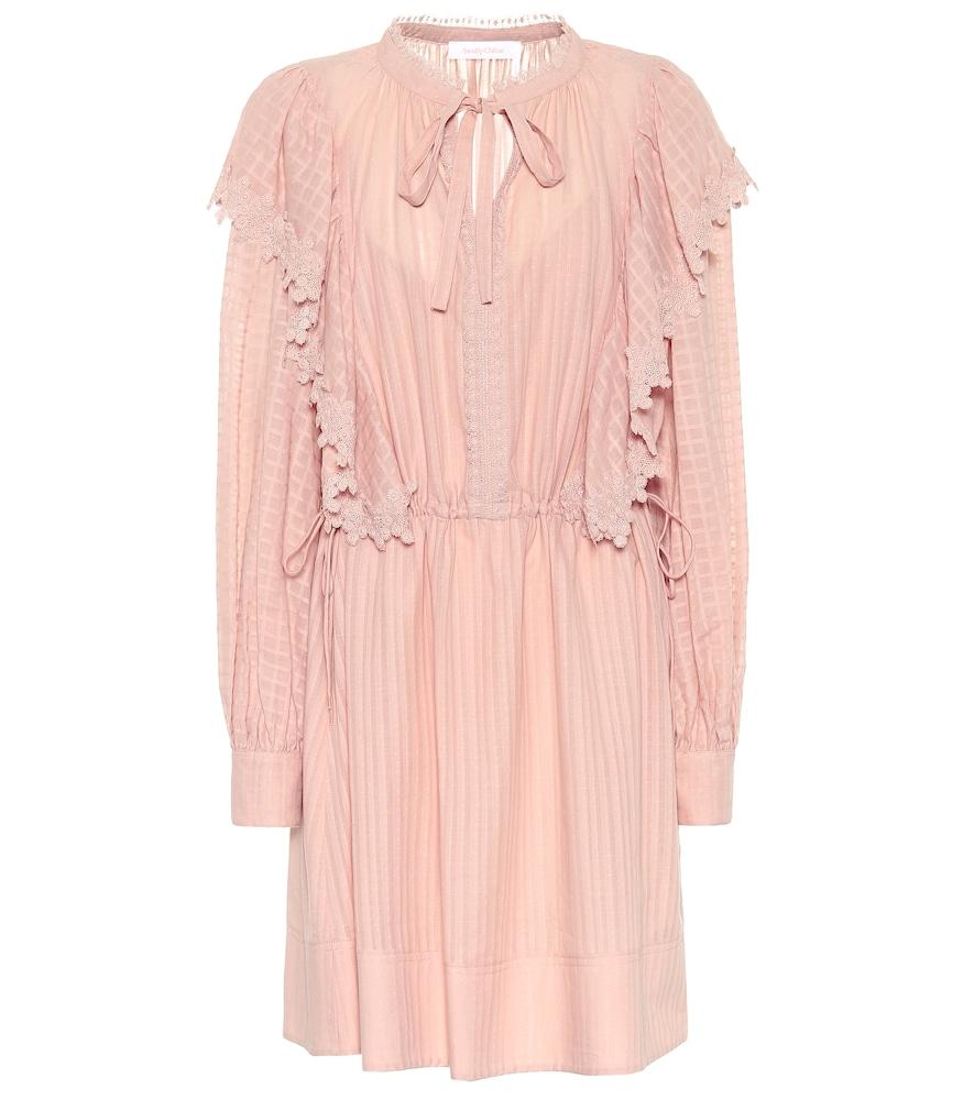 Robe en coton - See By Chloé - Modalova