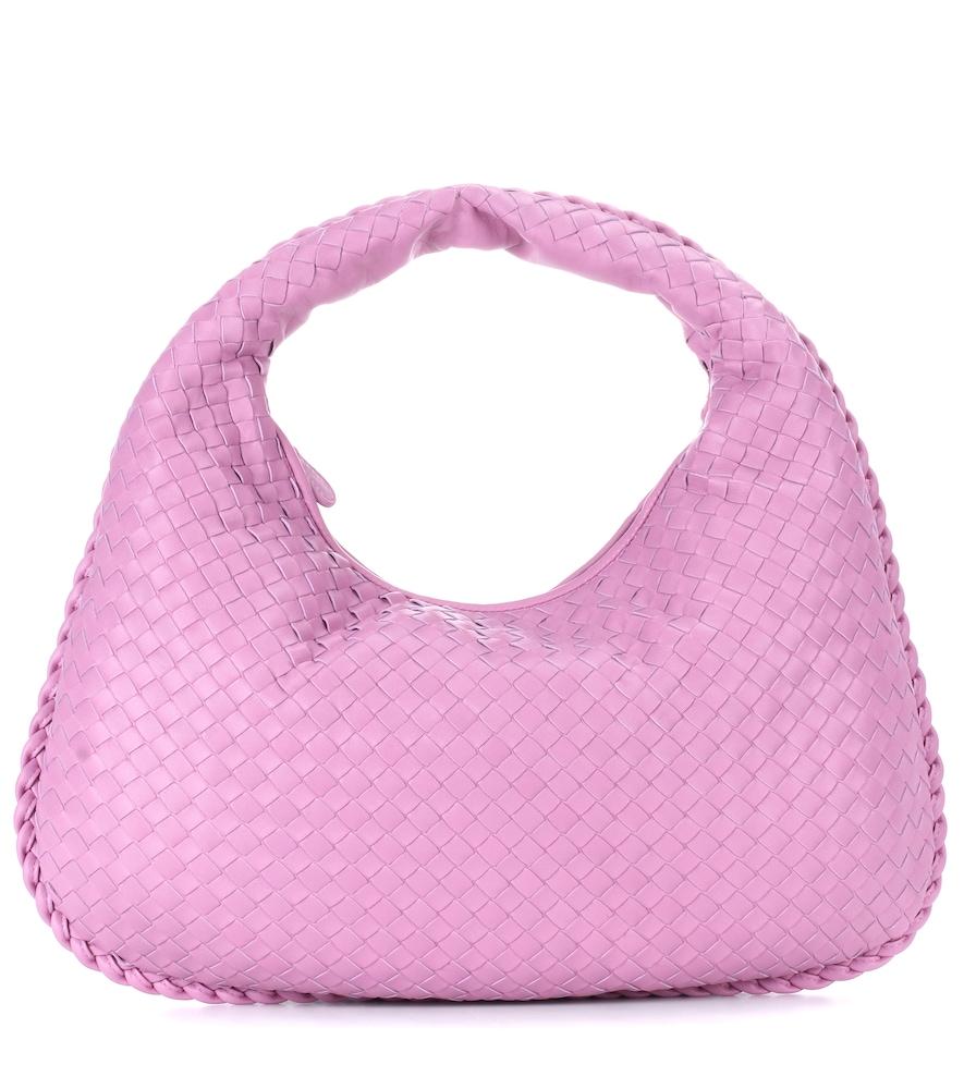 Veneta Medium leather shoulder bag