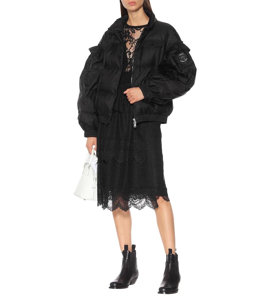 4 MONCLER SIMONE ROCHA Akela jacket by Moncler Genius
