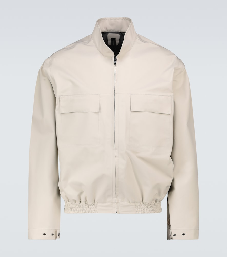 Technical fabric Windstopper® jacket
