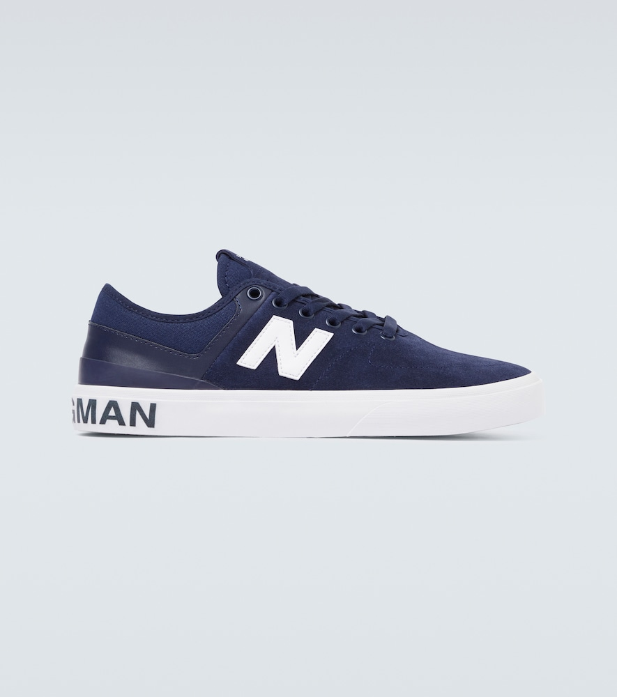 Junya Watanabe Man X New Balance Numeric 379 Sneakers In Blue
