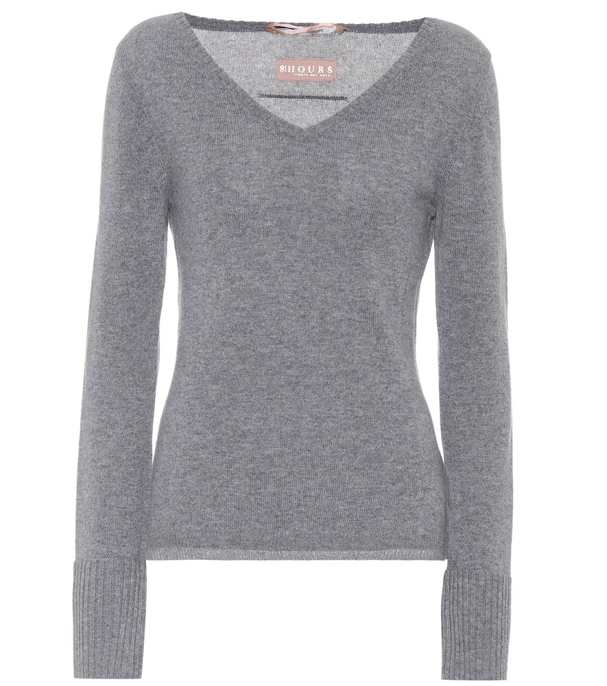 81 HOURS CABIN CASHMERE SWEATER
