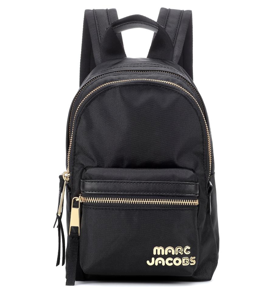 Trek Mini Backpack in Black