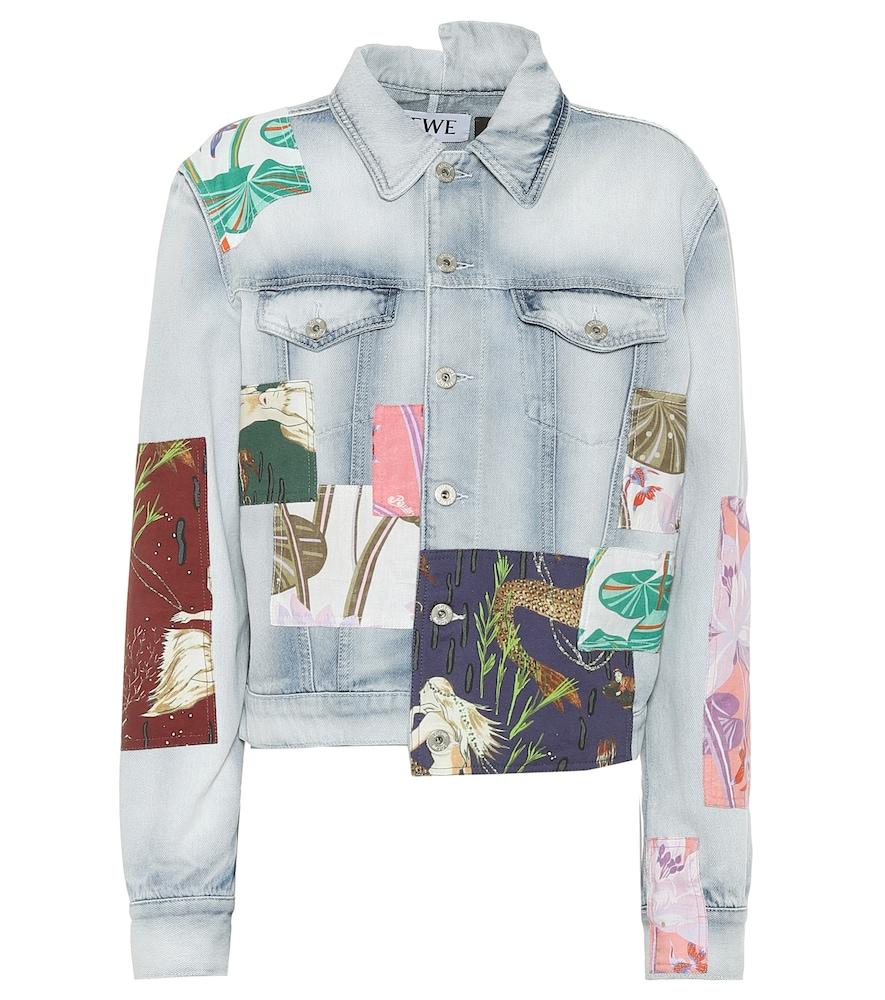 Paula's Ibiza denim jacket