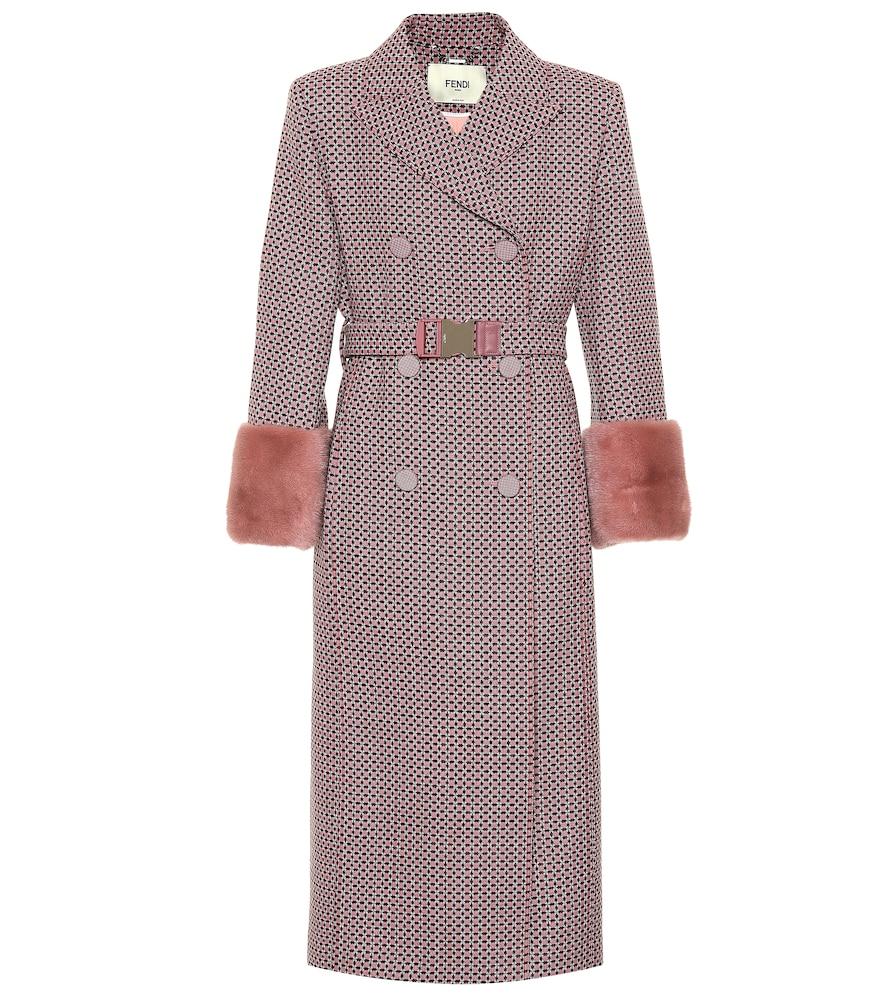 FENDI | Wool coat | Goxip