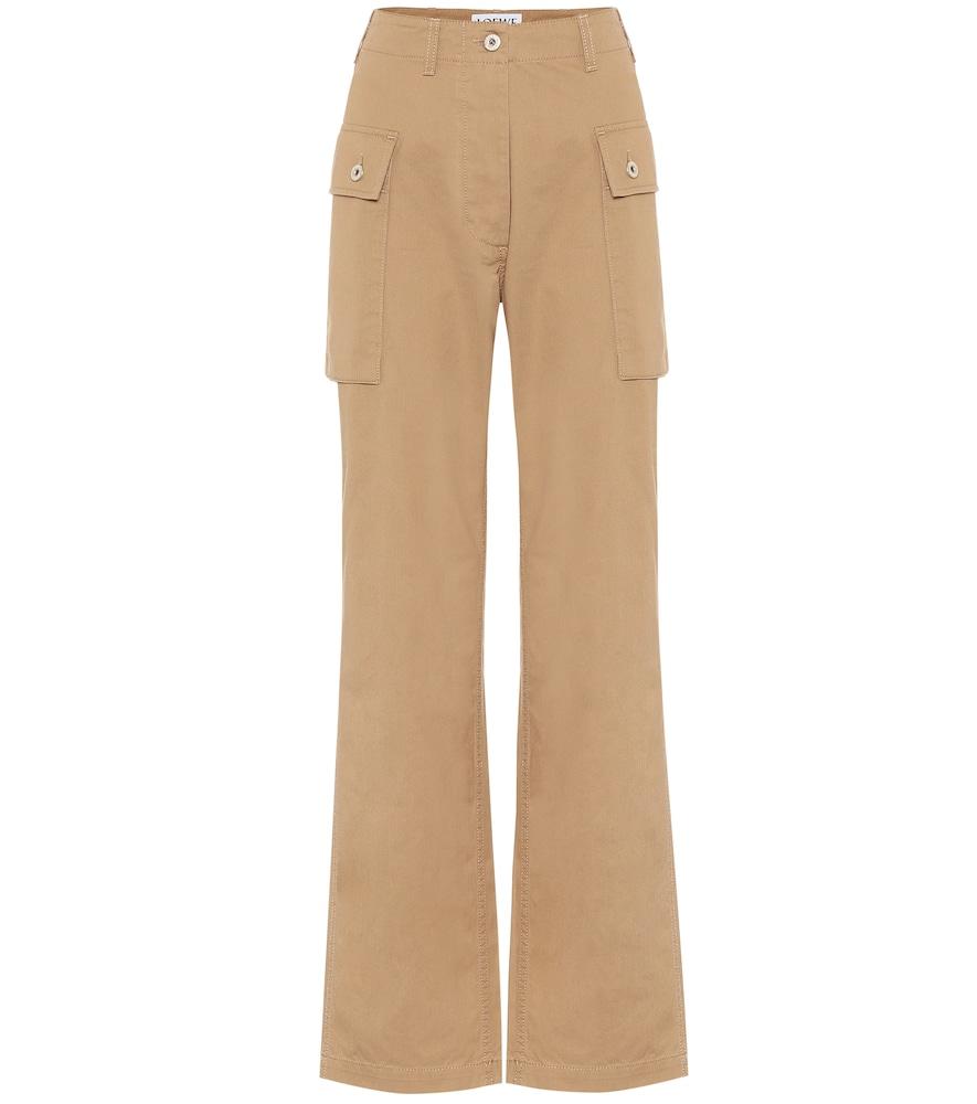 Pantalon en coton - Loewe - Modalova