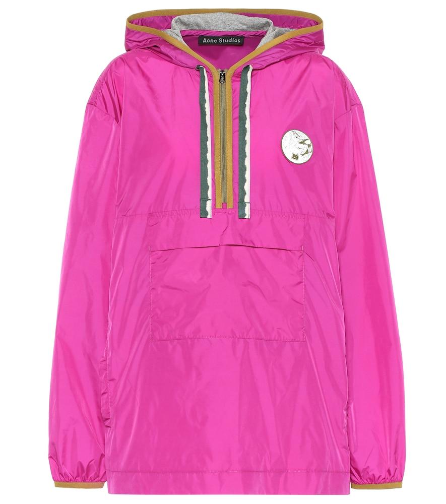 Nylon anorak jacket by Acne Studios