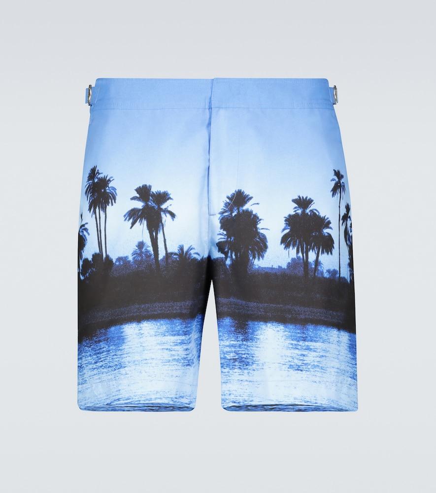 Short de bain Shore Is Blue mi-long - Orlebar Brown - Modalova