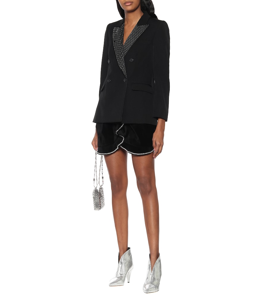 Paryam embellished wool blazer by Isabel Marant