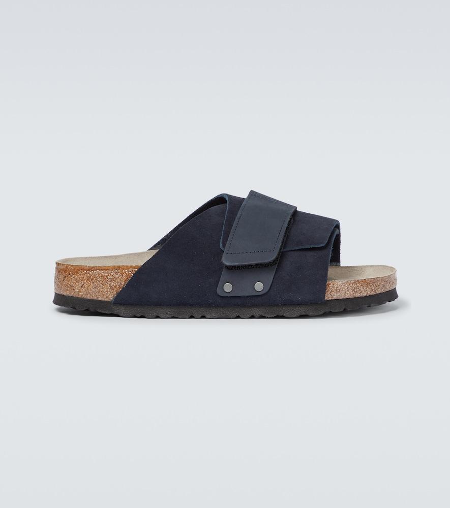 Kyoto suede sandals
