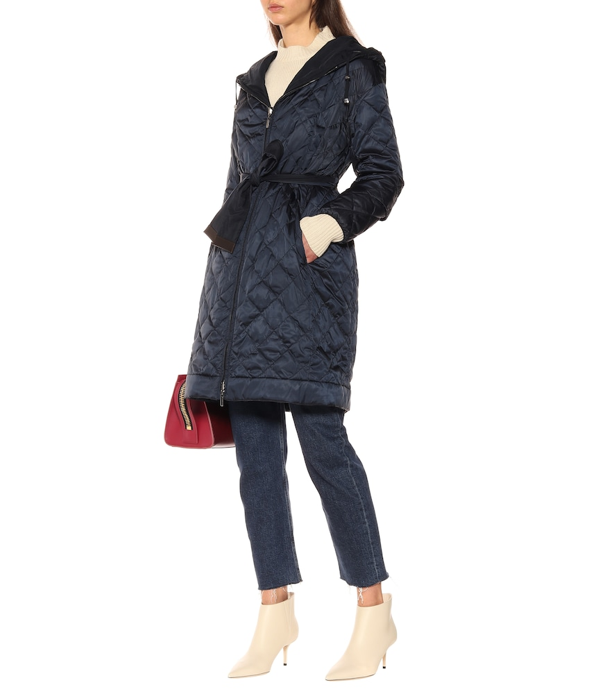 Enoveb reversible down coat by S Max Mara