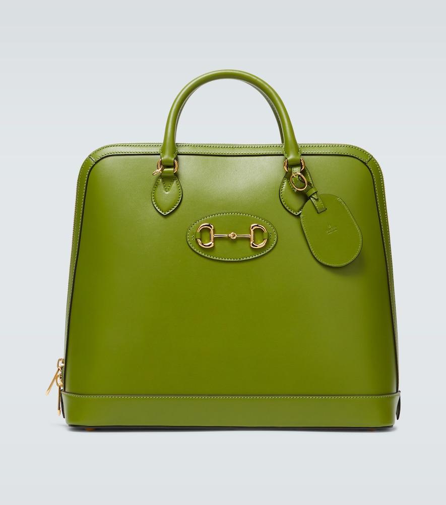 Exclusive to Mytheresa - Gucci Horsebit 1955 duffel bag