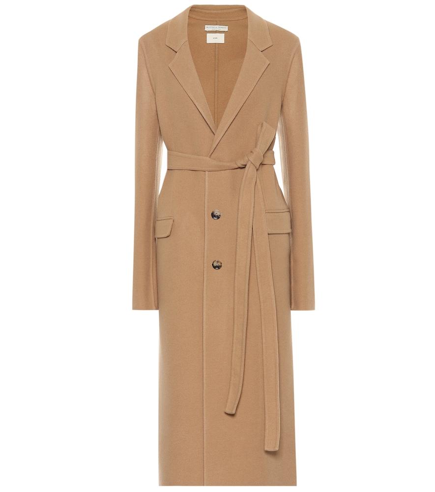Manteau en laine - Bottega Veneta - Modalova