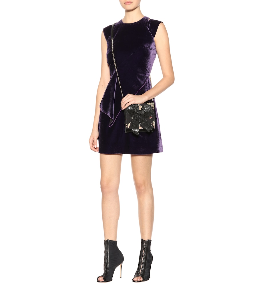 Exclusive to mytheresa.com - Torrens velvet dress by Roland Mouret