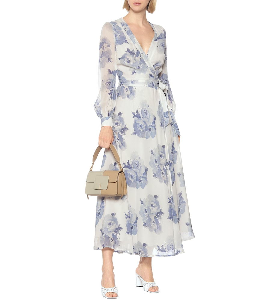 Exclusive to Mytheresa - Floral maxi wrap dress by Polo Ralph Lauren