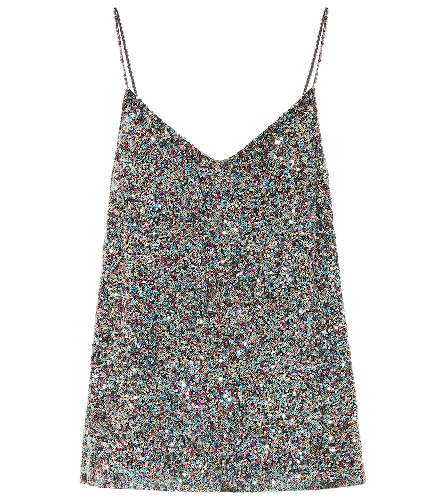 Top à sequins - Dries Van Noten - Modalova