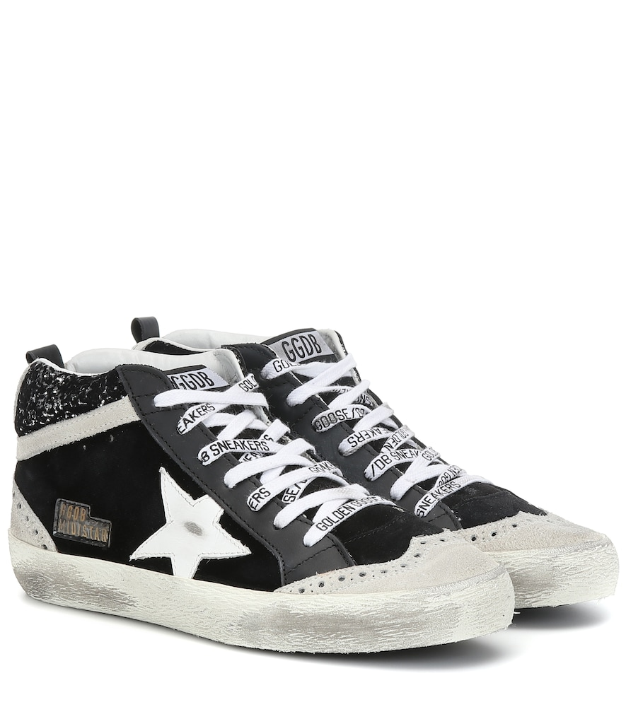 Exclusive to Mytheresa - Mid Star high-top sneakers