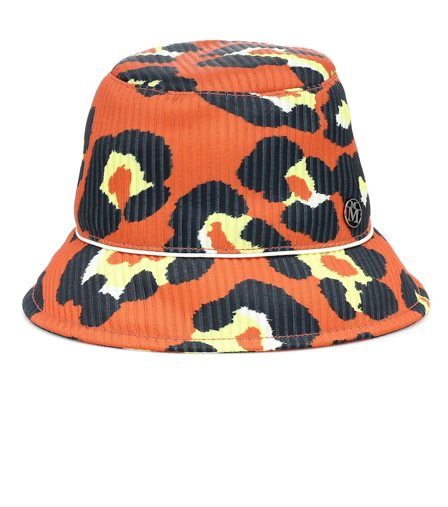 Souna printed bucket hat