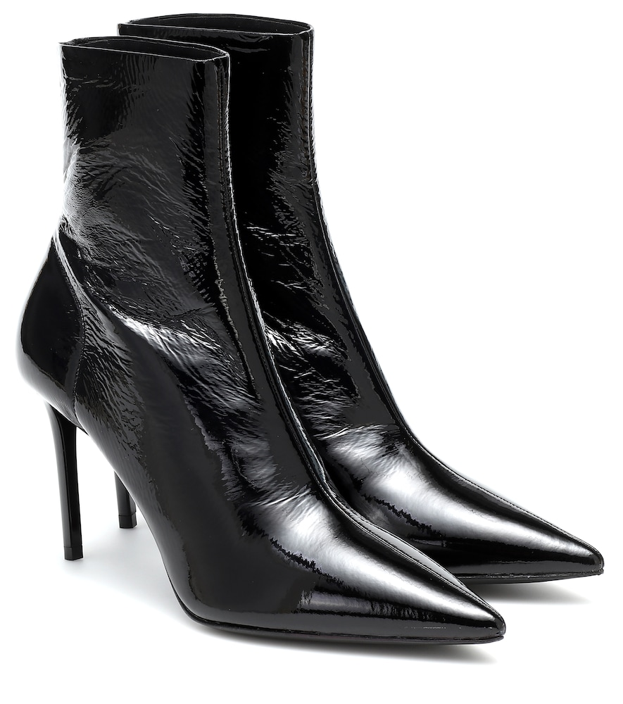 Bottines vernies - Prada - Modalova
